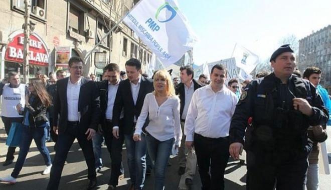 Elena Udrea, subiect de glume in Prahova. Un deputat ii face praf lansarea la prezidentiale