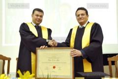 George Maior a primit titlul de Doctor Honoris Causa