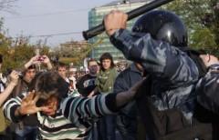 """""""Democratia"""" PDL: O familie a fost agresata de jandarmii lui Basescu dupa ce au spus ca-l sustin pe Ponta"""
