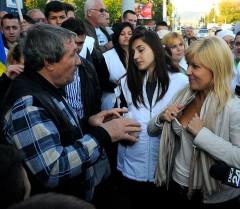 Ce tactica penibila foloseste Elena Udrea pentru a-si atrage electorat masculin