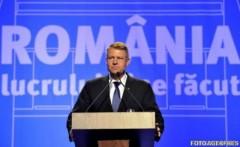 """Nicio zi fara gafe: Iohannis a ajuns '""""cam din greseala"""" primar al Sibiului."""