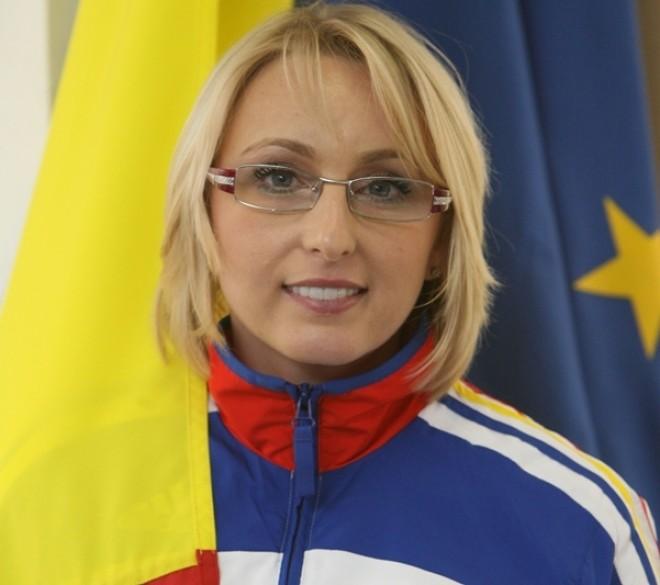 Ministrul Tineretului şi Sportului, Gabriela Szabo, în vizită la Blejoi. Ce a declarat sportiva