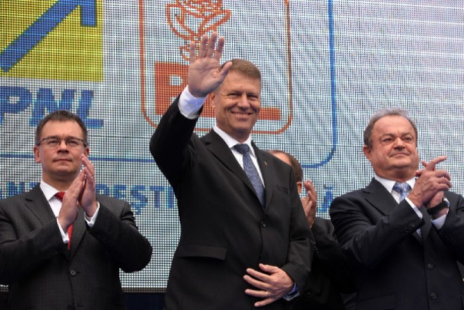 """Discurs halucinant al lui Iohannis, la Iasi: """"Văd aici în mulţime o mare mulţime"""""""