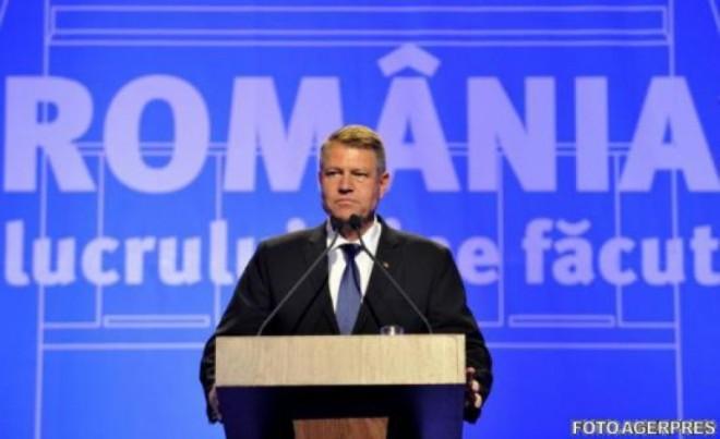Gafă la ACL: cum a fost românizat Klaus Iohannis la Vaslui