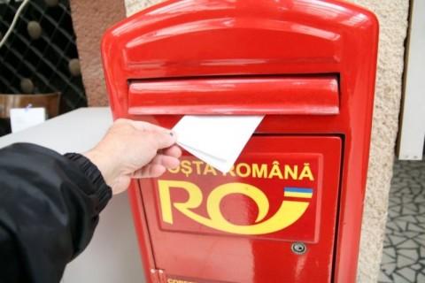 Poșta Română reacționează: Sunt contracte şi cu Macovei, Udrea şi Tăriceanu pe distribuirea de material electoral