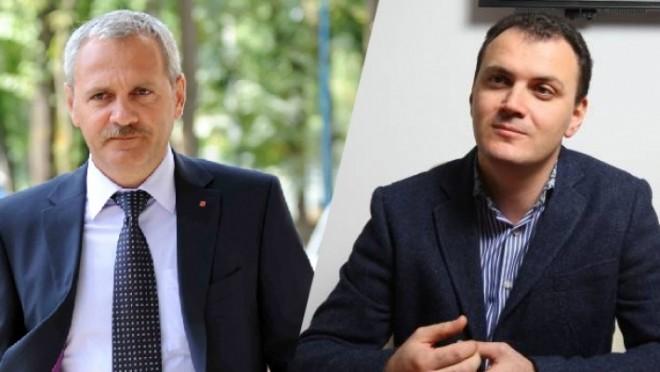SEBASTIAN GHIŢĂ, în tandem cu DRAGNEA pentru ŞEFIA PSD