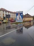 Ce a facut cu miliardele de la Guvern? Orasul lui Iohannis, luat de ape, dar el vrea sa conduca o TARA