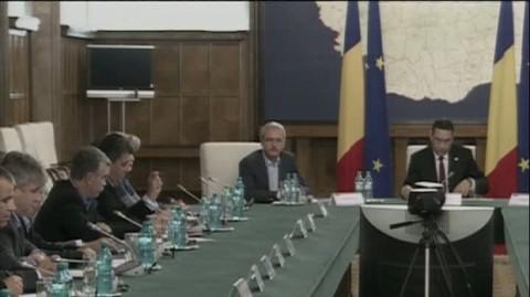 COMANDAMENT la Guvern. Ponta, mesaj catre Prefecturi: 'Vreau să nu ne mai ia iarna pe nepregătite, cum e tradiţional în România'