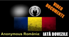Anonymous România: NOI ȘTIM CARE ESTE ADEVĂRUL DESPRE IOHANNIS