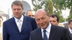 Băsescu: Dosarul lui Iohannis trebuia judecat înainte de candidatura la prezidenţiale