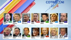 PREZIDENŢIALE 2014. PRIMA CONFRUNTARE electorală: Miercuri va fi organizată o dezbatere cu cei 14 candidaţi