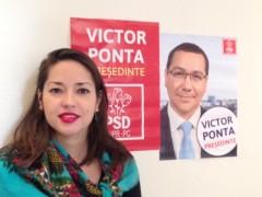 Viceprimarul orașului francez Metz susţine candidatura lui Victor Ponta la prezidenţiale