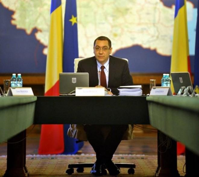 Guvernul Ponta, cele mai multe măsuri pro mediul de afaceri