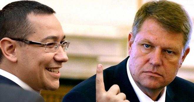 Ponta, favorit la presedentia Romaniei! Iohannis nu trece de 'pragul psihologic'