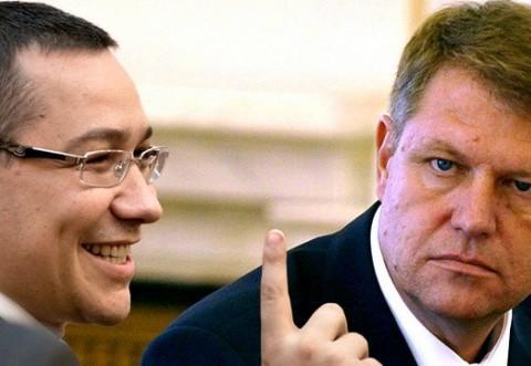 Ponta, favorit la presedintia Romaniei! Iohannis nu trece de 'pragul psihologic'