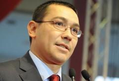 Victor Ponta: S-au auzit două voci în această campanie, a mea şi a justiţiei