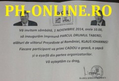 PREMIERĂ in România: Un candidat la preşedinţie îşi asumă, oficial, ŞPAGA oferită alegătorilor
