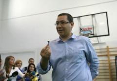 """Victor Ponta a VOTAT: """"După 10 ani de război, putem să ne apucăm de reconstruit"""""""