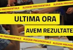 REZULTATE OFICIALE ALEGERI PREZIDENTIALE 2014