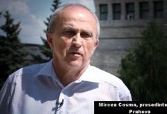 Ce a declarat Mircea Cosma dupa primul tur al alegerilor prezidentiale