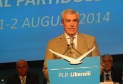 OFICIAL: Oamenii lui Tariceanu il sustin pe Victor Ponta in turul II