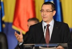 Ponta: Tăriceanu, prima variantă de premier. Nu exclud să fie şi Florin Georgescu sau George Maior VIDEO