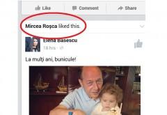 Mircea Rosca, te-ai transformat intr-o curva politica. Problema e ca s-au cam saturat toti de tine