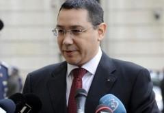 Ponta: Mă angajez că Guvernul NU va mări impozitele anul viitor