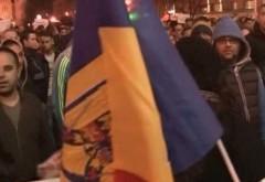 Violenţă EXTREMĂ la mitingurile plănuite de Iohannis. Jandarmii au dat zeci de amenzi