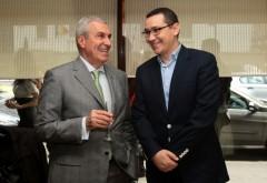 SURSE: Ponta si Tariceanu vor sa se alieze la tribunal. Noul USL se concretizeaza