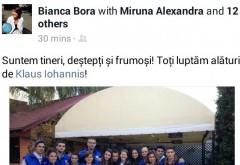 O poveste despre Bianca Bora, sefa TNL Prahova si un bec