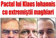 Pactul lui Klaus Iohannis cu extremiștii maghiari