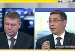 Lucian Mândruţă spune că Victor Ponta l-a distrus pe Klaus Iohannis în dezbatere