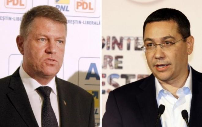 Dezbaterea Ponta - Iohannis a scos la iveală LACUNE MAJORE ale candidatului ACL