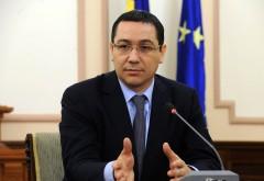 Victor Ponta: Datele INS confirmă că România NU a fost în recesiune