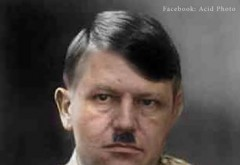 Tinerii il aseamana pe Iohannis cu Adolf Hitler