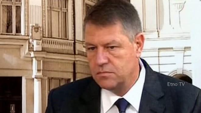 Klaus Iohannis, candidatul copilului bine vandut!
