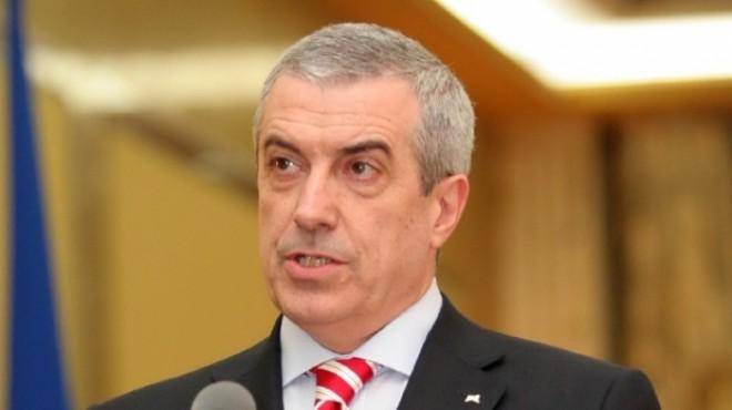 Tăriceanu, despre Iohannis: O persoană inadecvată pentru funcţia de preşedinte. O continuare a lui Băsescu