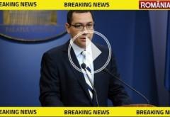 PSD A DECIS: CONGRES în februarie sau martie. Victor Ponta anunţă remanieri în Guvern