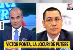 Ponta: Rareş Bogdan, ULTIMUL OFIŢER ACOPERIT. M-am dus pe banii mei în concediu