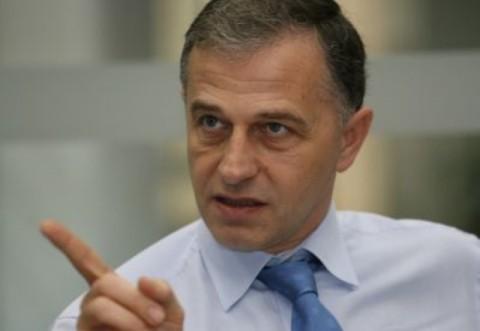 Geoana, intrebare de baraj pentru Klaus Iohannis