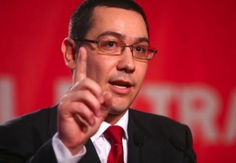 Victor Ponta, pe Facebook: Nu creşte nicio taxă în 2015
