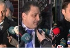 Mircea Geoană, Marian Vanghelie şi Dan Şova au fost EXCLUŞI din PSD - VIDEO