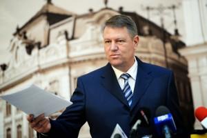 Curtea Constituţională dezbate marţi articolul în baza căruia este judecat Klaus Iohannis