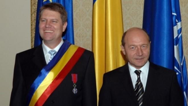 """Verdictul lui Băsescu despre INCOMPATIBILITATEA lui Iohannis: """"Vom avea alegeri anticipate """""""