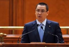 """Victor Ponta către parlamentari: """"E MOMENTUL ADEVARULUI"""""""