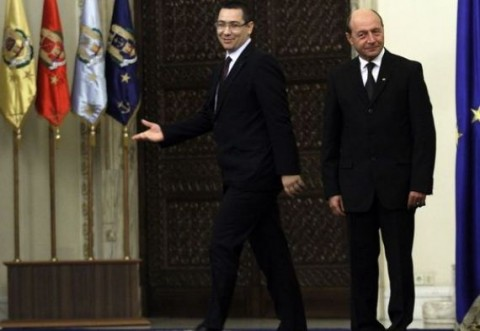Victor Ponta, ultima LOVITURĂ pentru Traian Băsescu