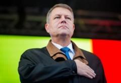 Iohannis a depus jurământul de învestitură în funcţia de preşedinte al României