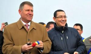 Ce şi-au spus Iohannis şi Ponta la prima intalnire