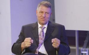 GAFĂ a preşedintelui Klaus Iohannis la primul interviu din 2015